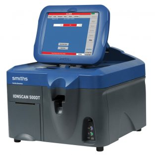 IONSCAN 500DT, ION-SCAN 500DT Narcotics & Explosive Trace Detector