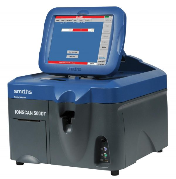 IONSCAN 500DT-0