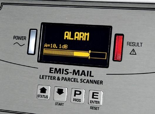 EMIS-MAIL Scanner-125