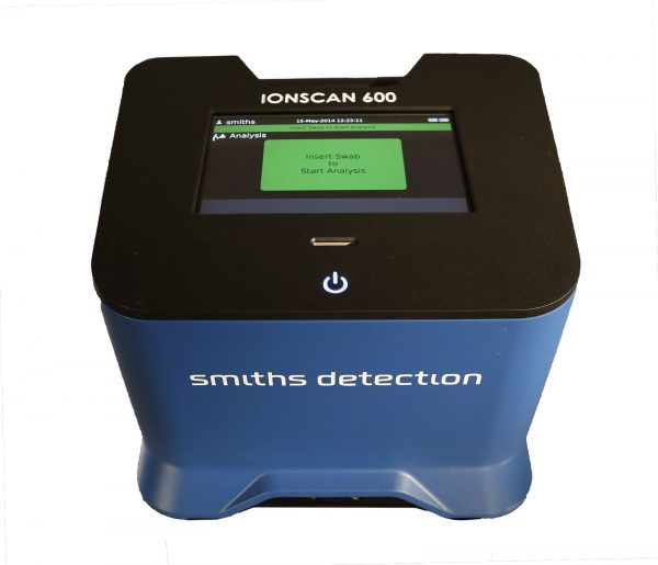 IONSCAN 600-0