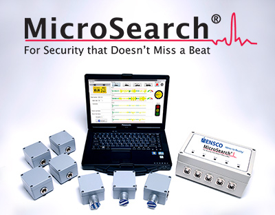 MicroSearch G4.0 Wired - Human Presence Detection System